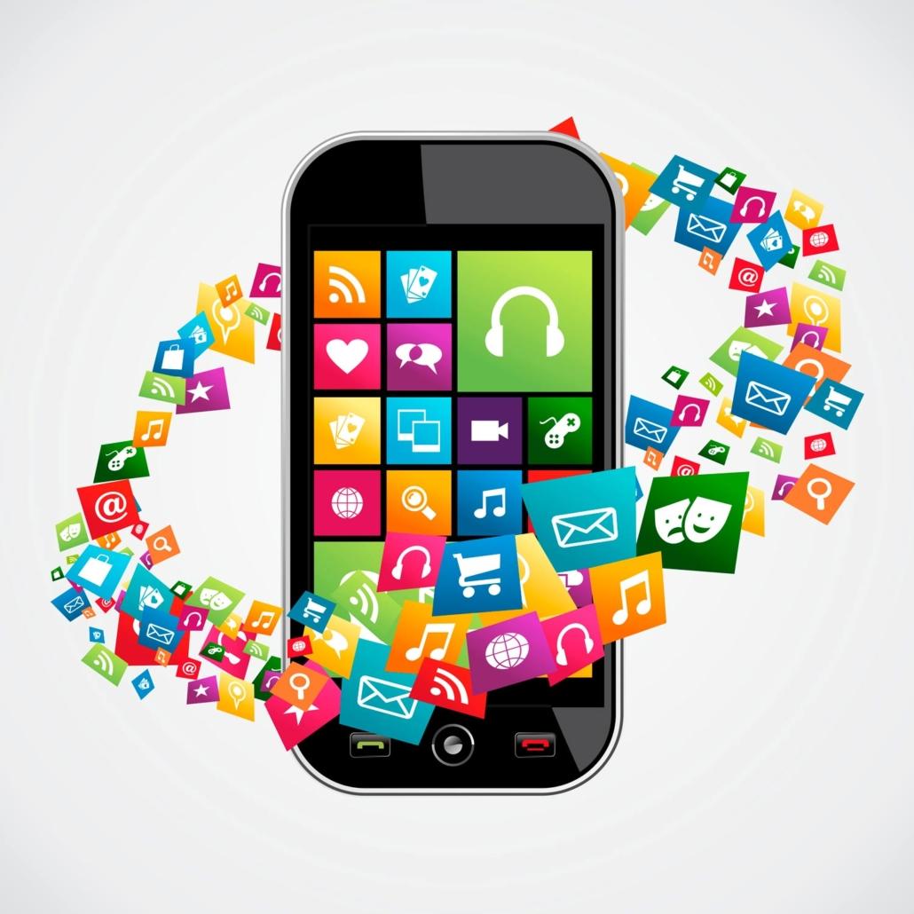 Páginas web en los móviles