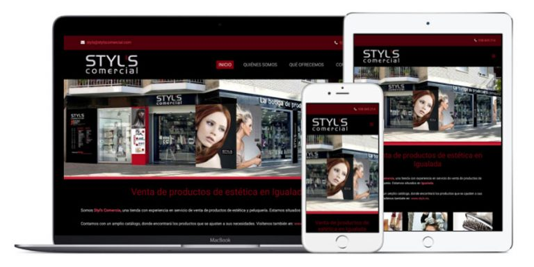 Styls-comercial